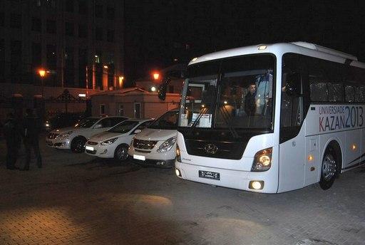 «Hyundai» планирует стать транспортным партнёром Универсиады