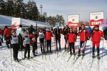 Казанский лыжный марафон собрал спортсменов