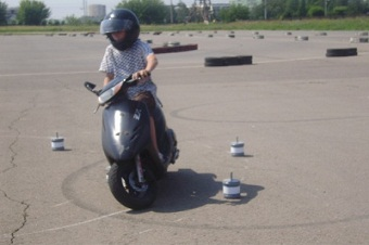 В Челнах пройдут соревнования на скутерах