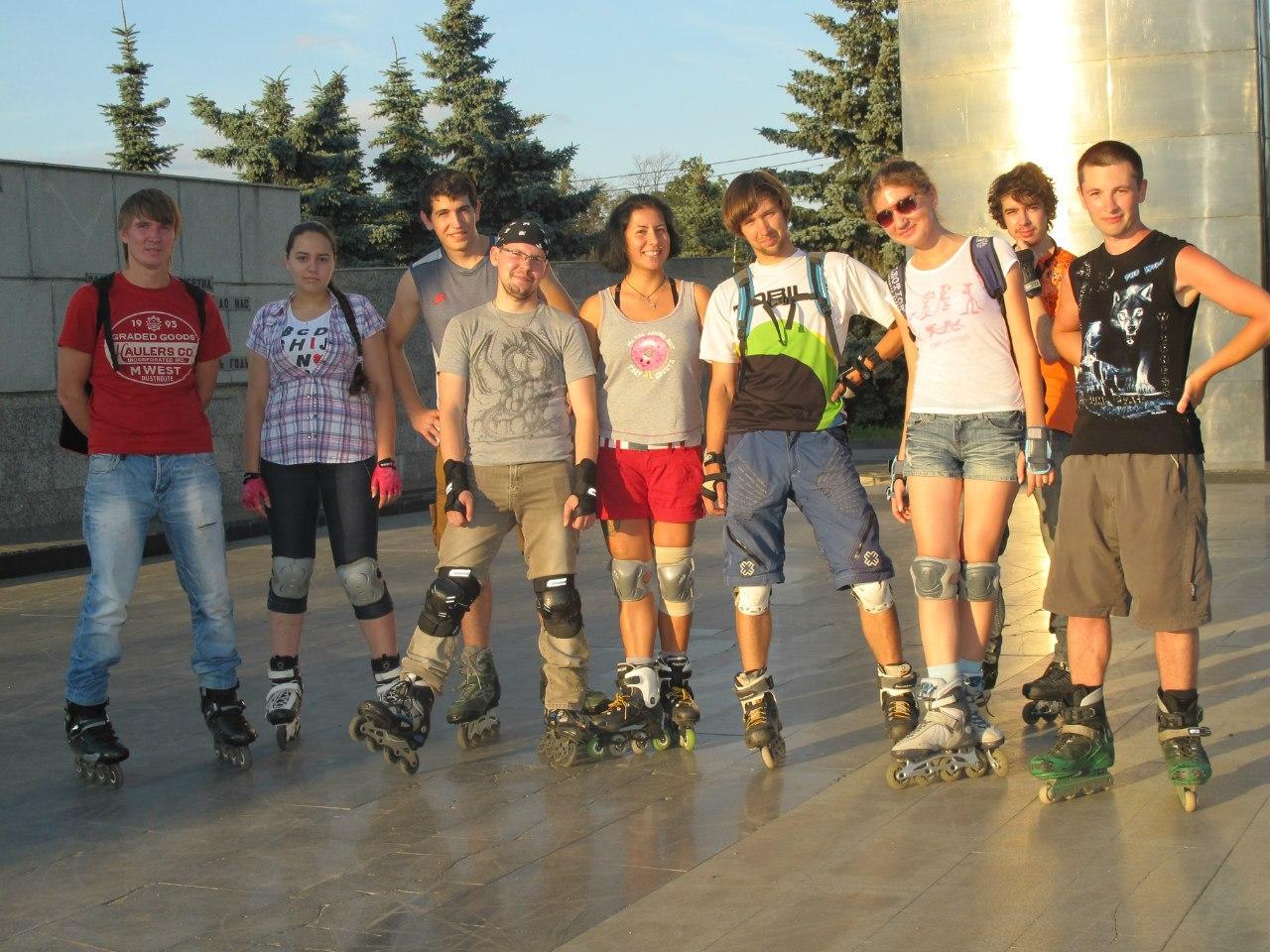 ТОП-10 мест для катания на роликах в Казани