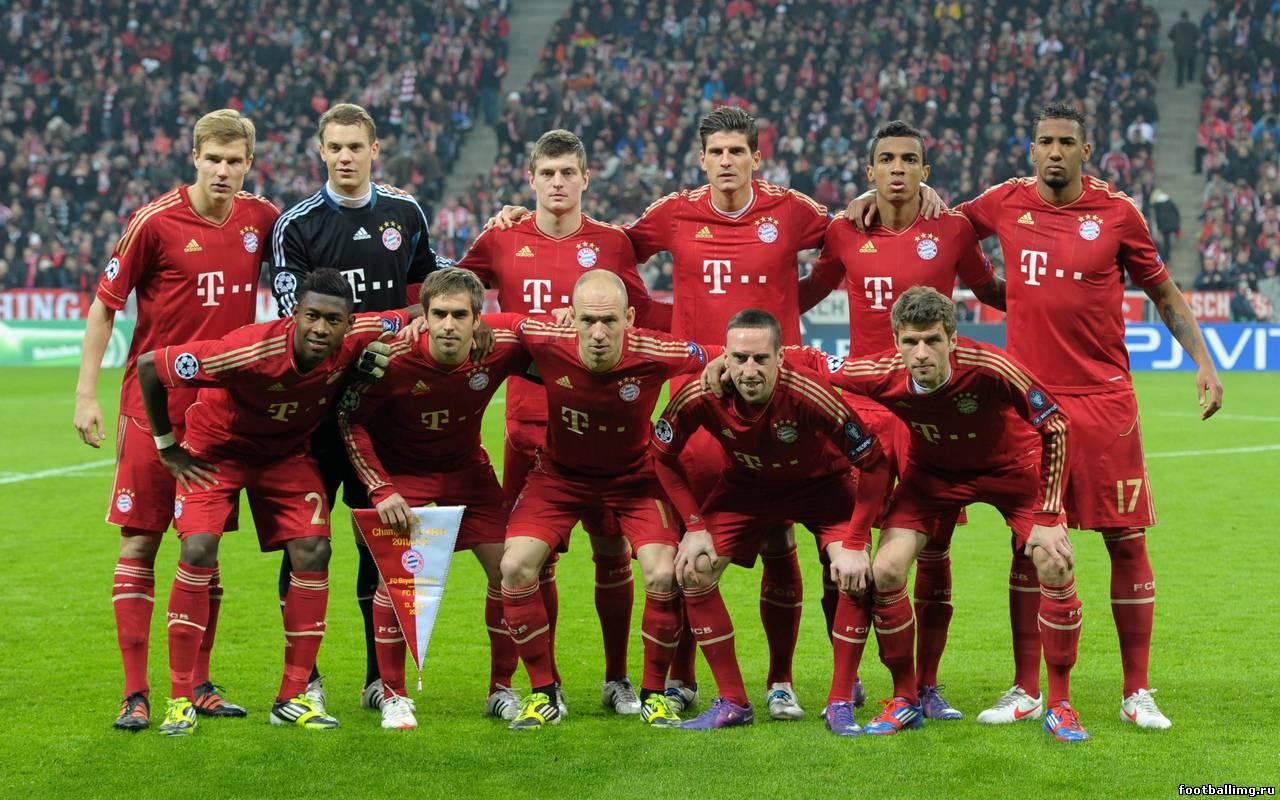 «Бавария» — чемпион Германии