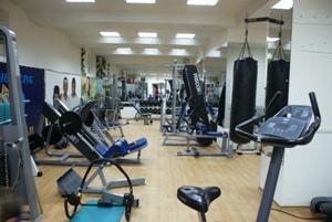 Фитнес-клуб «Чингисхан»