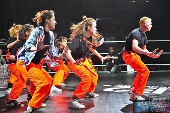 Танцевальный коллектив «YouDancer»