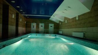 Плавательный бассейн «Alter Ego» (Альтер Эго)