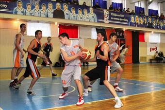 В Казани сыграют в баскетбол