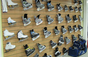 Спортивный магазин «Хоккеист»