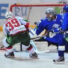 В «логово» к казахстанскому «Барысу» — матч «Барыс» - «Ак Барс»
