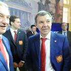 Третьяк подтвердил, что Знарок останется на посту главного тренера