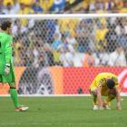 Украина покидает Евро с нулем в графе забитых мячей