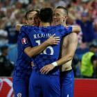 Хорватия одержала волевую победу над Испанией