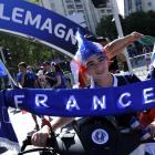 Стали известны стартовые составы Германии и Франции