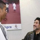 Марадона: «Это последний шанс Роналду выиграть континентальное первенство»