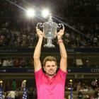 Вавринка обыграл Джоковича в финале US Open