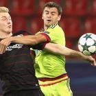 ЦСКА отыгрался с 0:2 в гостевой встрече с «Байером»