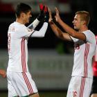 «Локомотив» добился крупной победы над «Химками»