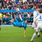 «Зенит» разгромил «Тамбов» и вышел в 1/8 финала Кубка России
