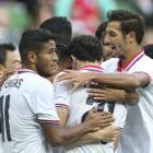 Сборная России упустила ничью в матче с Коста-Рикой