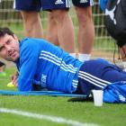 Жирков пропустил тренировку сборной из-за проблем с бедром