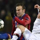 ЦСКА сыграл вничью с «Байером» и лишился шансов на выход в плей-офф ЛЧ