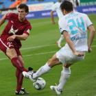 «Рубин» уступил «Зениту» ведя в счёте 2:0