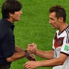 Клозе присоединился к тренерскому штабу сборной Германии