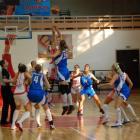 Баскетболистки из Казани успешно играют в Суперлиги