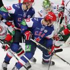 Хоккейная феерия — матч «Ак Барс» - ХК «СКА»