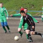 Городская футбольная лига подходит к концу
