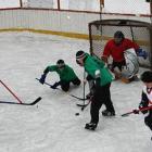 В субботу будет закрыт хоккейный сезон