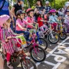 4 сентября 2016 — детская велогонка «Обгоняй-ка!»