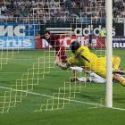 Рубин обыграл Динамо (Киев) со счётом 2:0