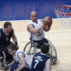 Россия поделилась кубком по баскетболу на колясках с Германией