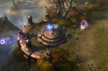 Продолжение увлекательной и популярной игры Diablo