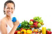 Фитнес-диета помогает бороться с лишним весом