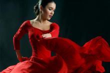 Казанская школа танца Фламенко