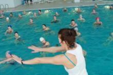 Бассейн «Планета фитнес» на Мусина