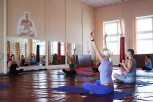 Йога снижает высокое кровяное давление