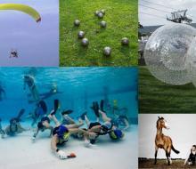 6 забавных вида спорта