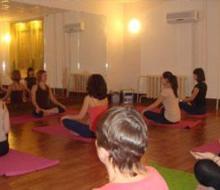 Фитнес-студии «Ял»