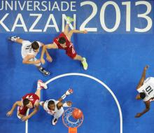 Баскетболисты разгромили Южную Корею