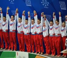 Россия после 4-го дня Универсиады имеет 39 «золотых»