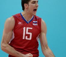 Российские волейболисты вышли в финал Универсиады 2013