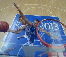 Российские баскетболисты вышли в финал Универсиады 2013