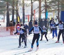 В Набережных Челнах прошли соревнования «Лыжня Татарстана-2013»