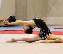 В Казани пройдет первенство России по художественной гимнастике