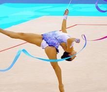 В Нижнекамске прошел международный турнир по художественной гимнастике «Алина-20