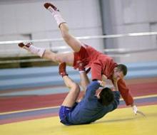 Студенты будут бороться за Кубок мира по самбо в Казани