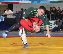 На чемпионате России по борьбе курэш татарстанцы завоевали 12 золотых медалей