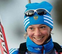 В масс-старте Кубка мира по биатлону Ольга Зайцева финишировала четвертой