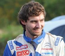 Автогонщик Тимур Тимерзянов на пятом этапе ЧЕ оказался вторым